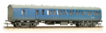 374-313 Farish BR Mk1 57ft Suburban Brake End Blue Weathered